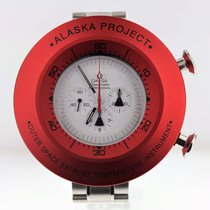 "Omega Speedmaster Moonwatch ""Alaska Project"" LE NOS..."