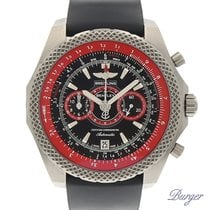 Breitling Bentley Supersports Titanium 49mm Black Arabic numerals