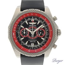 Breitling Bentley Supersports Titan 49mm Schwarz Arabisch