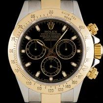 Rolex Daytona Steel & Gold 116523
