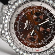 Breitling Bentley Motors Steel 48mm Bronze No numerals United States of America, New York, New York