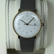 Junghans max bill Ladies Steel 32.7mm Silver