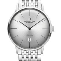 Hamilton Intra-Matic new 42mm Steel