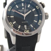 Maurice Lacroix Steel 44mm Automatic PT6248-SS001-330 new