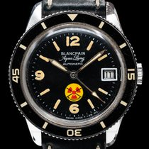 Blancpain Fifty Fathoms (Submodel) pre-owned 36mm Steel
