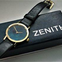Zenith 24mm Quartz 1990 pre-owned Blue