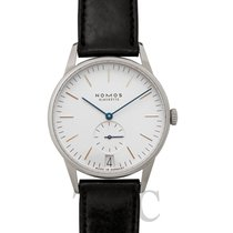 NOMOS Orion Datum 38.0mm White