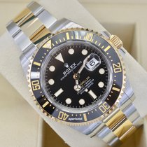 Rolex Gold/Steel Automatic 126603 new