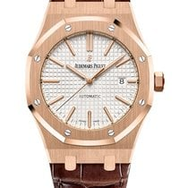 Audemars Piguet 15400or.oo.d088cr.01 Roségoud 2017 Royal Oak Selfwinding 41mm tweedehands