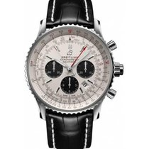 Breitling Navitimer Rattrapante AB0310211G1P1 2019 new