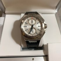 IWC IW378509 Steel 2017 Ingenieur Chronograph Racer pre-owned