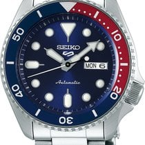 Seiko SRPD53K1 Zeljezo 2019 5 Sports 42,5mm nov