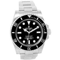 Rolex Submariner (No Date) 114060 2012 new