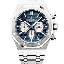 Audemars Piguet 26331ST.OO.1220ST.01 Steel 2019 Royal Oak Chronograph 41mm new United States of America, New York, New York