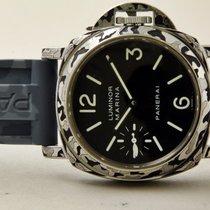 Panerai Luminor Marina OP6567 lim. 1/1 Handmade 2003 gebraucht