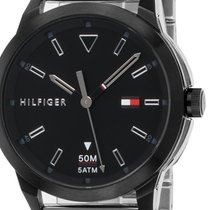 Tommy Hilfiger Steel 44mm Quartz 1791619 new