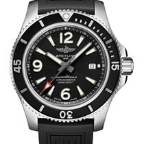 Breitling A17367D71B1S1 Сталь 2020 Superocean 44 44mm новые
