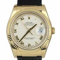 Rolex Datejust 116138 2000 подержанные