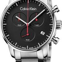 ck Calvin Klein Steel K2G27141 new