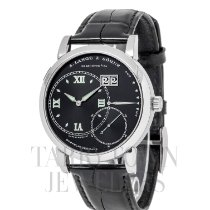 A. Lange & Söhne Grand Lange 1 White gold 42mm Black Roman numerals United States of America, New York, Hartsdale