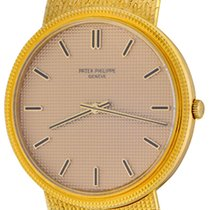 Patek Philippe Calatrava Yellow gold 33mm Gold No numerals United States of America, Texas, Dallas