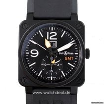 Bell & Ross BR 03-51 GMT Carbon BR0351-GMT-CA