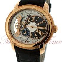Audemars Piguet Millenary 4101 Rose gold 47mm Black Roman numerals