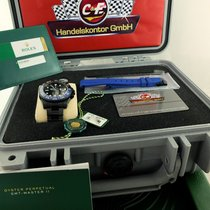 """Rolex GMT Master II BLNR """" Black Edition I"""" Einzelstück NEU/ DLC"""