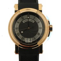 Breguet Rose gold 39mm Automatic 5817BRZ25V8 new