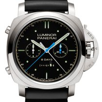 Panerai PAM00530 Luminor 1950 Rattrapante Titanium Men's