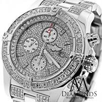 Breitling Super Avenger Diamond Dial Bezel And Bracelet A13370...