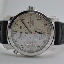Vacheron Constantin Malte Dual Time Régulateur Chronome 18k WG