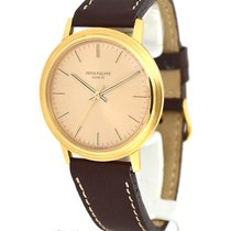 Patek Philippe Vintage 3569 18K Yellow Gold Mens Wrist Watch...