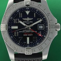 Breitling Avenger II 43mm Automatic GMT 2016 Box&Papers