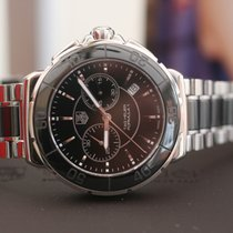 TAG Heuer Tag Heue Mens Ceramic Mix CAH1210  Condition 41mm 2...