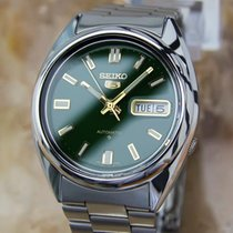 Seiko 5 Rare 1970s Men's Automatic Made in Japan Stainless...