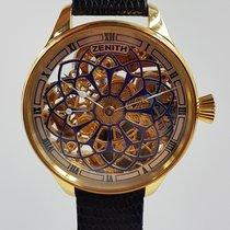 Zenith Skeleton Hight Quality Wristwatch circa 1920