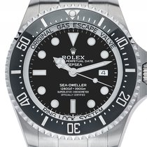 Rolex Deepsea Stahl Automatik Armband Stahl 44mm Ref.126660...