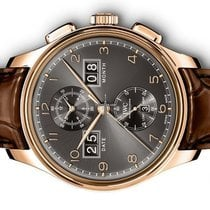 IWC Portuguese Perpetual Calendar Digital Date-Month Rose gold 45mm