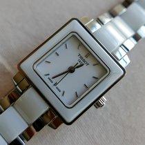 Tissot Cera Steel 26mm White No numerals
