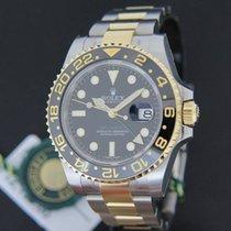Rolex GMT Master II Gold/Steel NEW 116713LN
