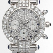 Chopard White gold Quartz pre-owned Imperiale