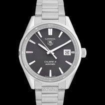 TAG Heuer Carrera Calibre 5 WAR211C.BA0782 2020 new