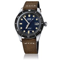 Oris Divers Sixty Five 733 7720 4055-07 5 21 02 new