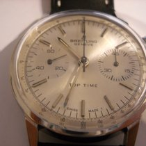 Breitling Top Time gebraucht 36mm Stahl