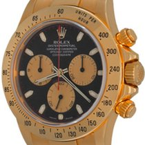 Rolex 116528 Yellow gold Daytona 40mm pre-owned United States of America, Texas, Dallas