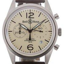 Bell & Ross BR V1 BRV126-BEI-ST/SCA nou