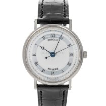 Breguet Classique White gold 35mm Silver Roman numerals United States of America, Maryland, Baltimore, MD