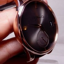 H.Moser & Cie. Rose gold 41.5mm Manual winding HMC 100 new United States of America, North Carolina, Winston Salem