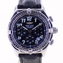 Breitling Windrider A69348 2000 occasion